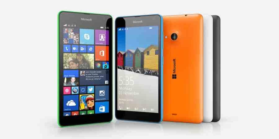 Aktualizacja poprawiająca działanie smartfonu Microsoft Lumia 535 już niedługo do pobrania