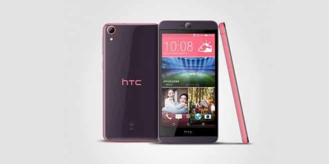 [CES 2015] HTC Desire 826 – phablet z ciekawą specyfikacją techniczną