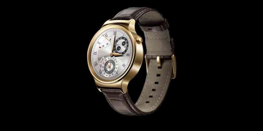 [MWC 2015] Huawei prezentuje swojego pierwszego smartwatcha