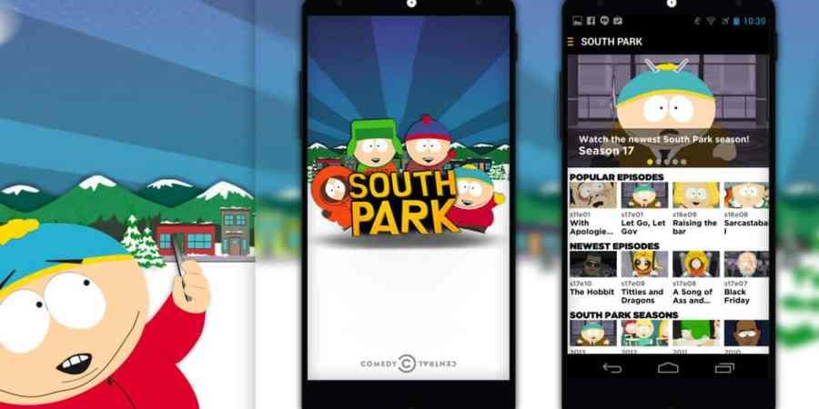 South Park – oficjalna aplikacja z pełnymi sezonami