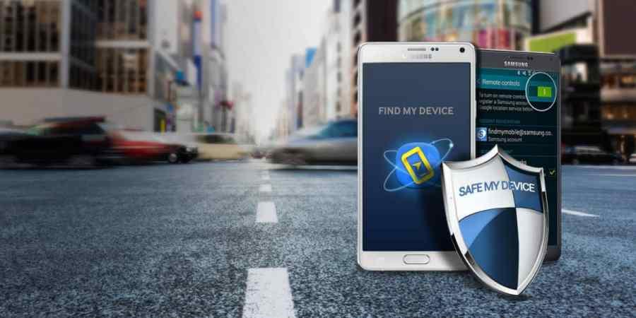 Jak zabezpieczyć smartfony Samsung Galaxy przed kradzieżą?