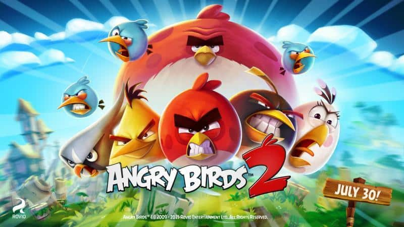 Angry Birds 2 zadebiutuje już niedługo!