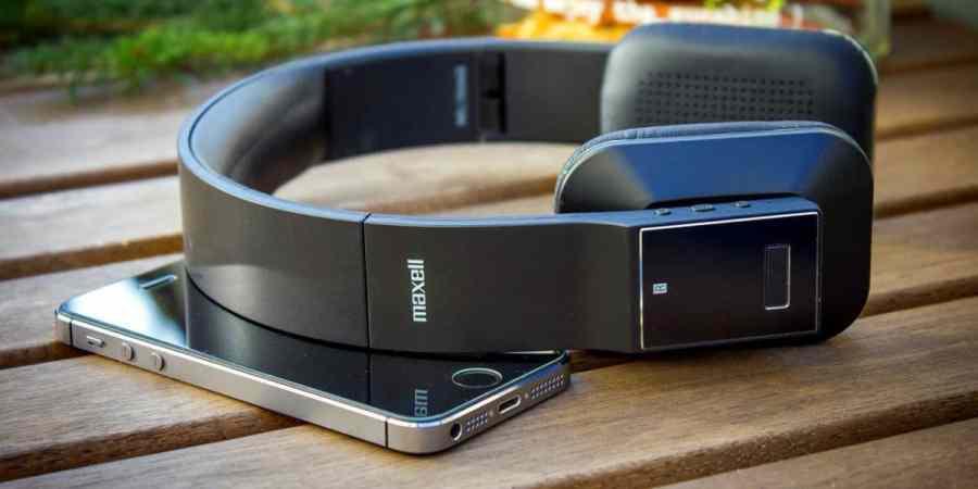 Maxell MXH-BT600E – 14 godzin słuchania na jednym ładowaniu