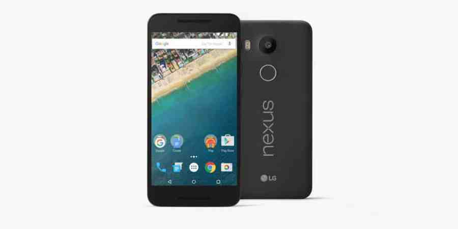 Nexus 5X oficjalnie zaprezentowany