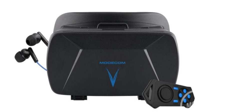 MODECOM Volcano Blaze – zestaw do VR dla smartfona