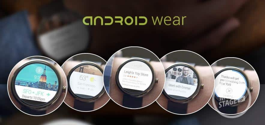 Android Wear po polsku