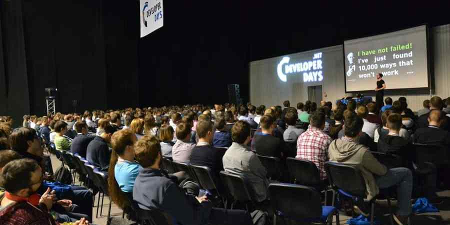 Konferencja .NET DeveloperDays 2015 – Relacja