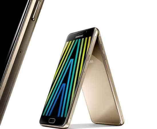 Samsung odświeża swoje modele Galaxy A3, A5 i A7