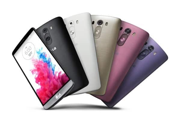 LG G3 aktualizacja Andorid 6.0 Marshmallow dostępna!