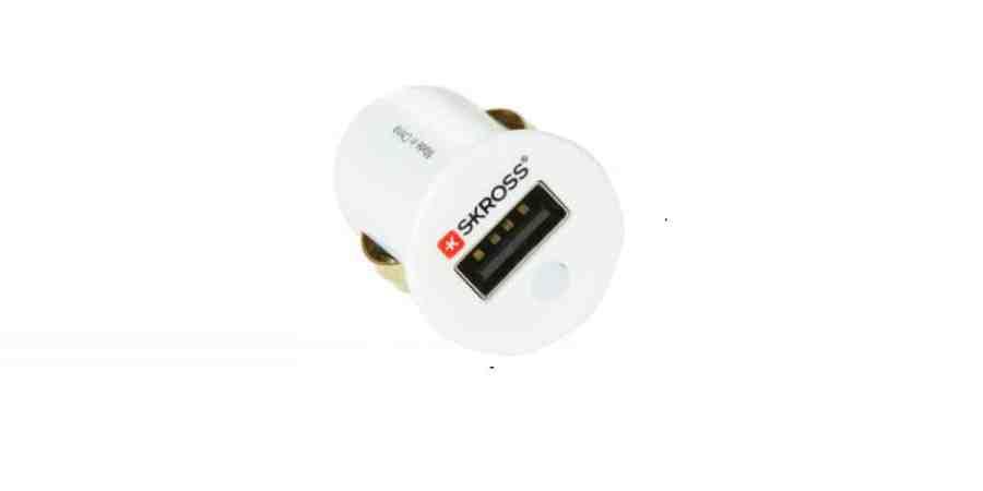 SKROSS USB Car Charger + Micro USB – minirecenzja
