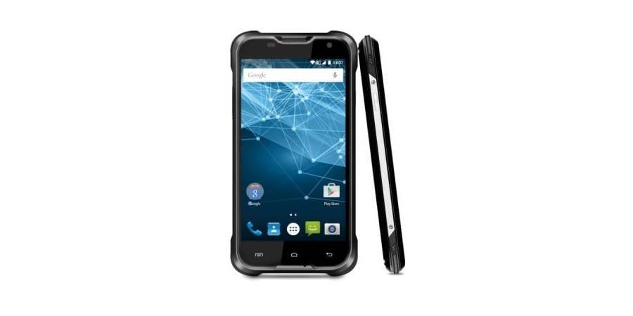 QUANTUM 2 500 RUGGED – pancerny smartfon od GOCLEVER