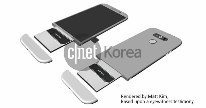 LG G5 na pierwszych zdjęciach