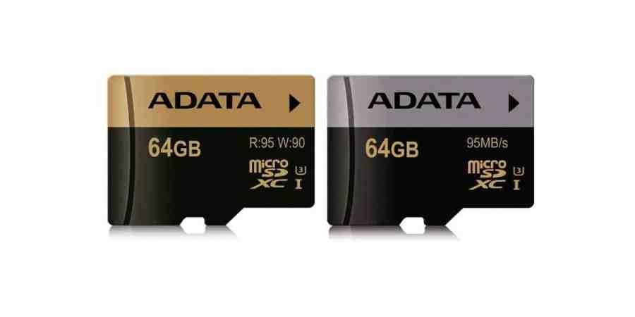 Ultraszybkie karty pamięci microSD od ADATA