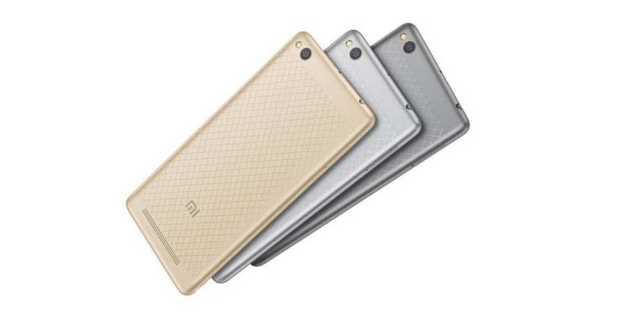 Xiaomi REDMI 3 z 16GB dostępny w Polsce