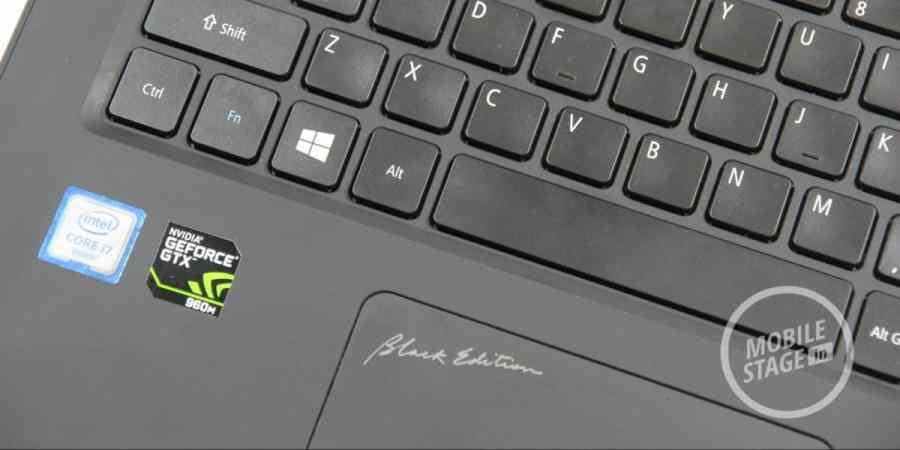 Acer Aspire V15 Nitro Black Edition – Recenzja