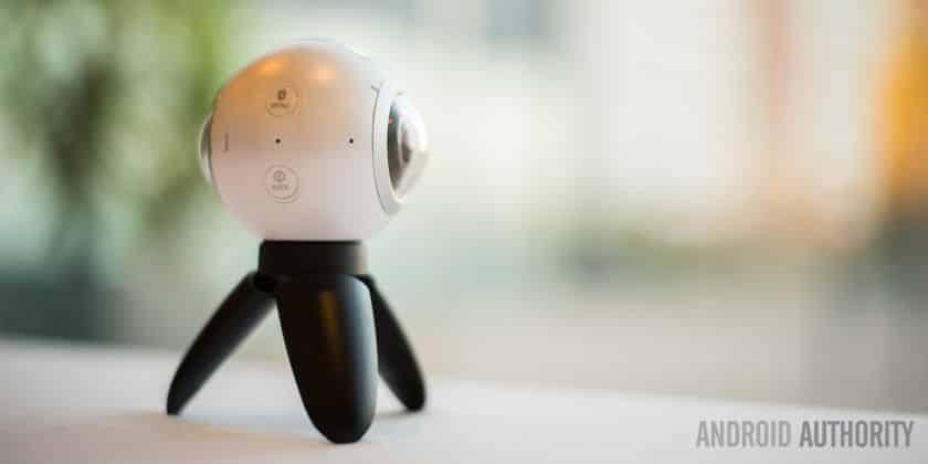 Samsung Gear 360 – kamera nowej generacji