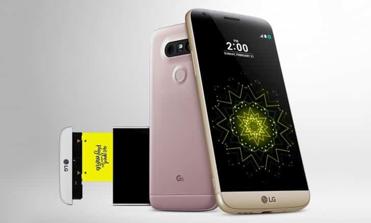 LG G5 już oficjalnie zaprezentowany