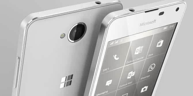Już wiemy jak będzie wyglądać Microsoft Lumia 650