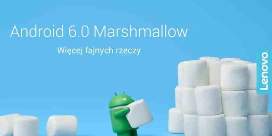 Android 6.0 trafia na smartfona Lenovo Moto X Play