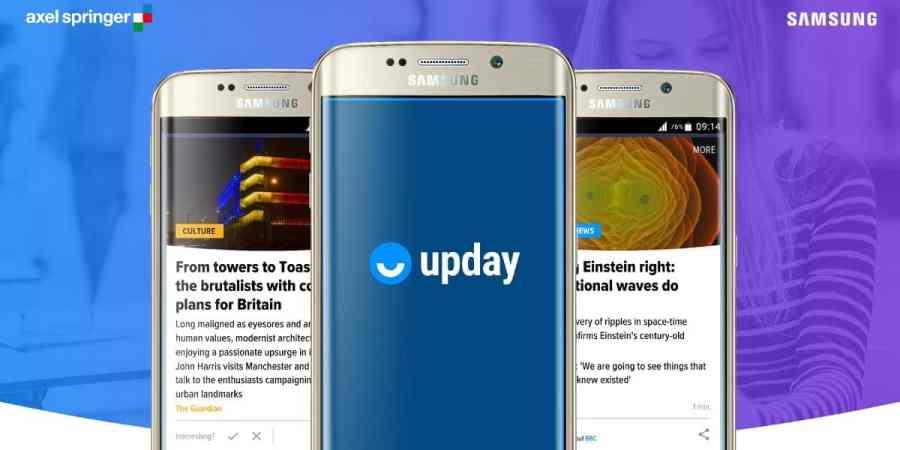 upday – pierwsza inteligentna platforma informacyjna