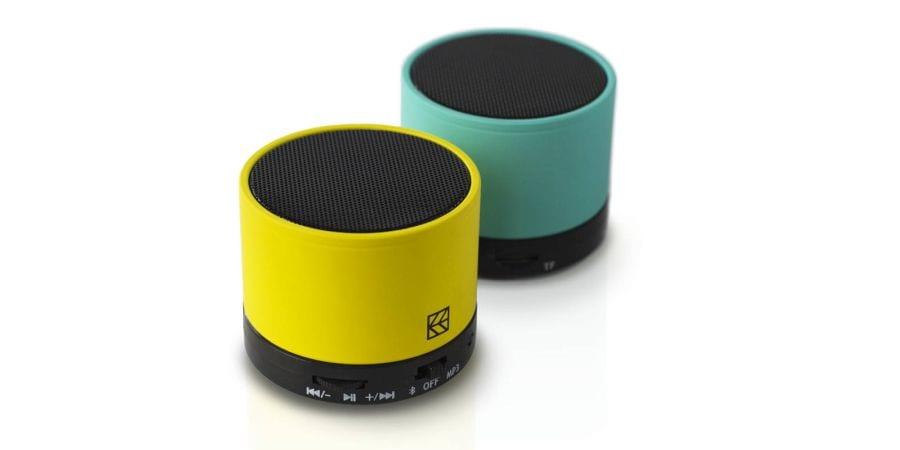 Mood BT – bardzo tani głośnik Bluetooth od Hykker