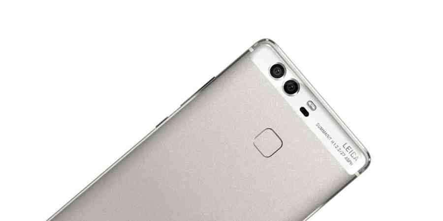 Wyciekł kolejny render Huawei P9
