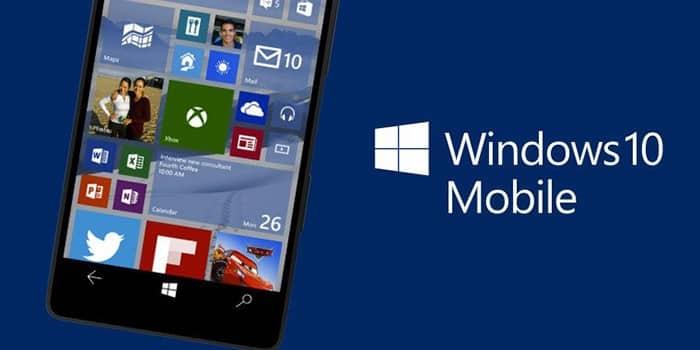 Zmiany wprowadzone Windows 10 mobile build 14322