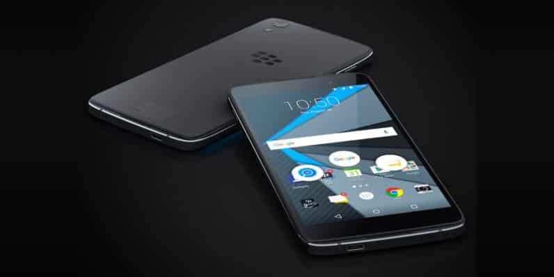 BlackBerry DTEK60 – premiera, specyfikacja techniczna