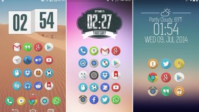 best icon pack android. icon packs android