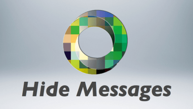 how to hide messages in android. pixel, pixelknot. hide messages