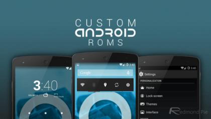 Resurrection Remix v5 7 4 Android 6 0 1 Marshmallow Custom