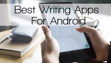 writing apps for android