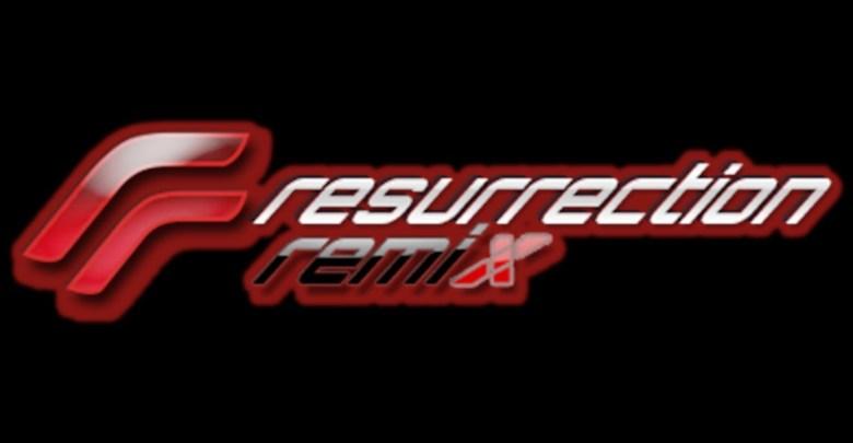 resurrection remix os Rom