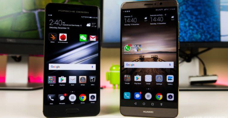 Huawei Mate 9 (MHA-AL00) Stock Firmware/ROM Android 8 Oreo - Mobile