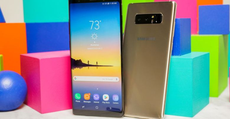 Samsung Galaxy Note 8 Stock ROM/Firmware (SM-950F) - Mobile Tech 360