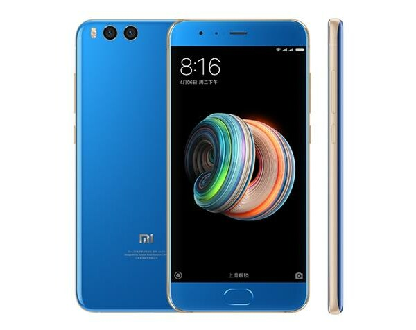 Xiaomi Mi Note 3 Specifications, Features & Price
