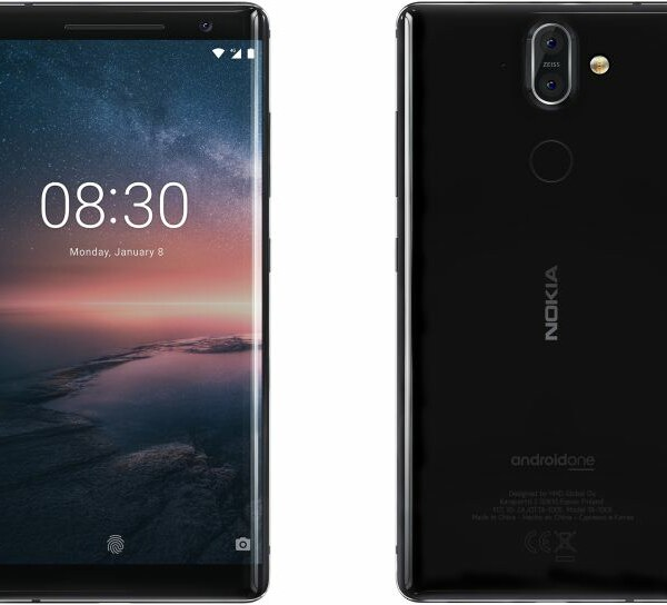 Nokia 8 Sirocco 2018 Specifications, Features & Price