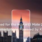 Huawei Mate 20 Pro Leaked With Rear Fingerprint Scanner