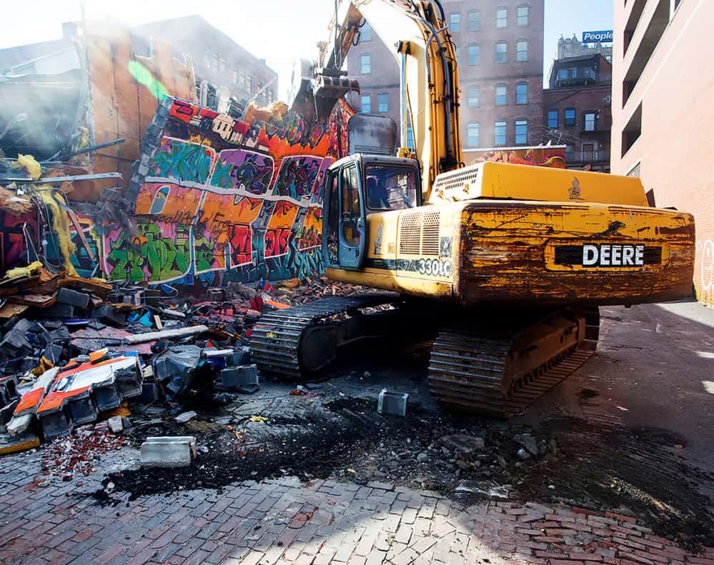 tagging grafitti