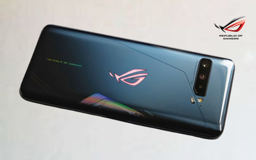 ASUS ROG Phone 4 will have a 6000mAh battery Confirmed to Sport 65W Fast Charging Support