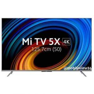 Xiaomi Mi TV 5X 50-inch Ultra HD 4K