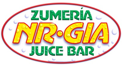 NRG Juice Bar Logo