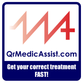 Quick Response Medical Logo