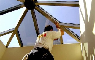 3 Reasons Why You Should Apply a Skylight Film Tint