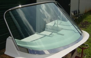 3 Things to Remember Before Tinting Curved Boat Windows