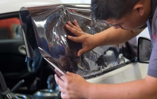 Mobile Window Tinting in Woonsocket, Rhode Island: Fade Reduction