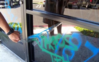 Reasons Why Your Business Needs Anti-Graffiti Film