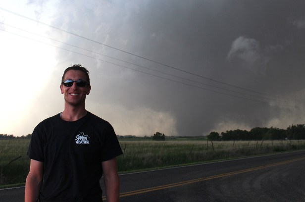 Scott Nicholson - Omaha, NE: CEO, Meteorologist, Storm Chaser, Photographer, Videographer