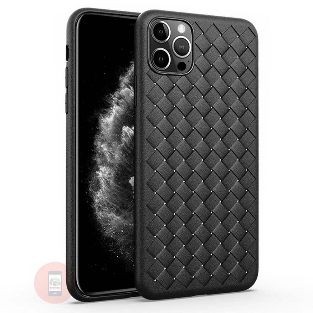 iPhone 12 Pro Max Silicon Back Case Cover