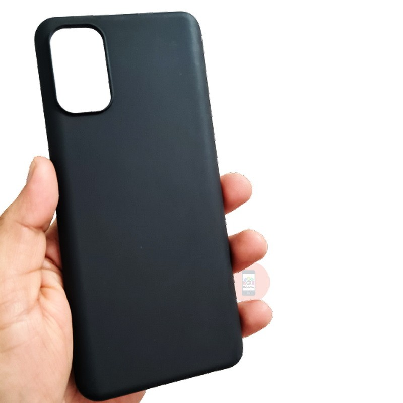 Realme 7 Pro Silicon Back Cover Silky Touch Soft Case